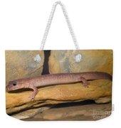 Spring Salamander Weekender Tote Bag