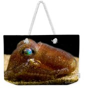 Stubby Squid Weekender Tote Bag