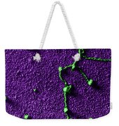 Tem Of Rna Attached To Dna Weekender Tote Bag
