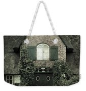 Thatch Weekender Tote Bag by Joana Kruse