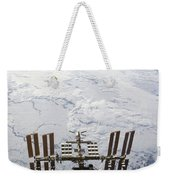 The International Space Station Weekender Tote Bag