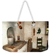 The Museum At The Monastery Weekender Tote Bag