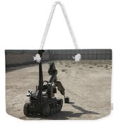 The Teodor Heavy-duty Bomb Disposal Weekender Tote Bag
