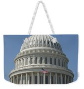 The United States Capitol Building Dome Weekender Tote Bag