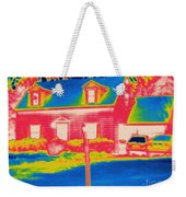 Thermogram Of A House Weekender Tote Bag