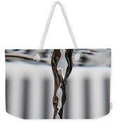 Vortex In Water Weekender Tote Bag