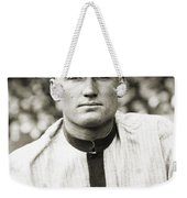 Walter Perry Johnson Weekender Tote Bag
