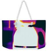 Warming Coffee Machine Weekender Tote Bag
