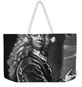 William Congreve Weekender Tote Bag