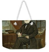 William Cullen Bryant Weekender Tote Bag