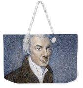 William Wilberforce Weekender Tote Bag by Granger
