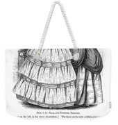 Womens Fashion, 1851 Weekender Tote Bag by Granger