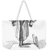 Womens Rights Cartoon Weekender Tote Bag