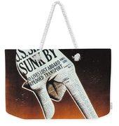 World War II: U.s. Poster Weekender Tote Bag