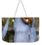 Young Woman As A Classical Woman Of Ancient Egypt Rome Or Greece Weekender Tote Bag