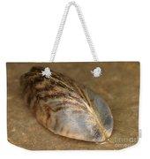 Zebra Mussel Weekender Tote Bag