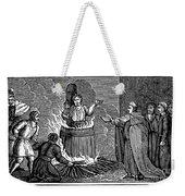 Foxe: Book Of Martyrs Weekender Tote Bag