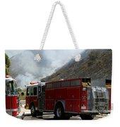Barnett Fire Weekender Tote Bag