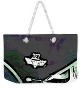 327 Weekender Tote Bag