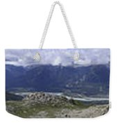 360 Roche Jacques Mountain Weekender Tote Bag