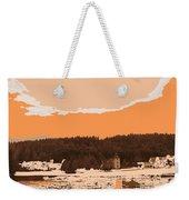 Norway  Landscape Weekender Tote Bag