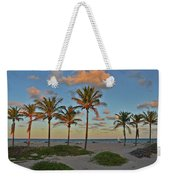 39- Evening In Paradise Weekender Tote Bag