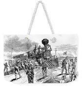 Great Railroad Strike, 1877 Weekender Tote Bag