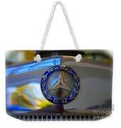 39 Mercedes-benz Logo Weekender Tote Bag
