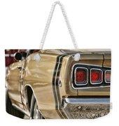 1968 Dodge Coronet Rt Weekender Tote Bag