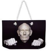 Abraham Lincoln, 16th American President Weekender Tote Bag