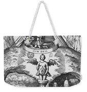 Alchemy Weekender Tote Bag by Science Source