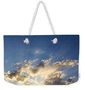 Angel Light Weekender Tote Bag