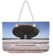 Baghdad, Iraq - A Great Dome Sits At 12 Weekender Tote Bag by Terry Moore