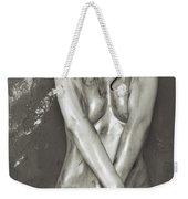 Beautiful Soiled Naked Woman's Body Weekender Tote Bag