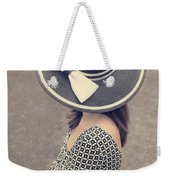 Black And White Weekender Tote Bag by Joana Kruse