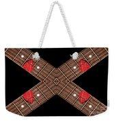 4 By 4 Horizontal Weekender Tote Bag