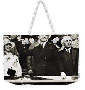 Calvin Coolidge (1872-1933) Weekender Tote Bag