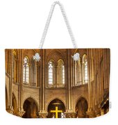 Cathedral Notre Dame  Weekender Tote Bag