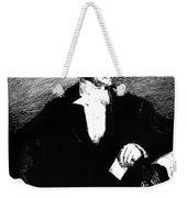 Charles Goodyear Weekender Tote Bag