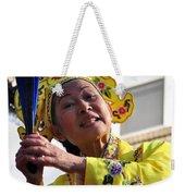Chinese New Year Nyc 4708 Weekender Tote Bag