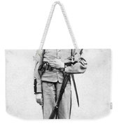 Civil War Soldier Weekender Tote Bag