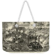 Civil War: Vicksburg, 1863 Weekender Tote Bag