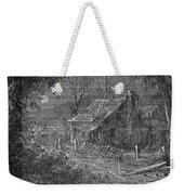 Clemens: Tom Sawyer Weekender Tote Bag by Granger