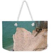 Coastal Erosion Weekender Tote Bag