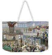 Crystal Palace, 1851 Weekender Tote Bag