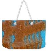 Cyprus Idol Of Pomos Weekender Tote Bag