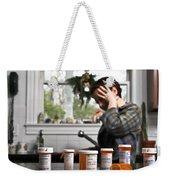 Depression And Addiction Weekender Tote Bag