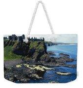 Dunluce Castle, Co Antrim, Ireland Weekender Tote Bag