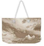 English Summer Sky Weekender Tote Bag