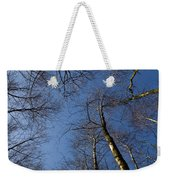 Epping Forest Trees Weekender Tote Bag